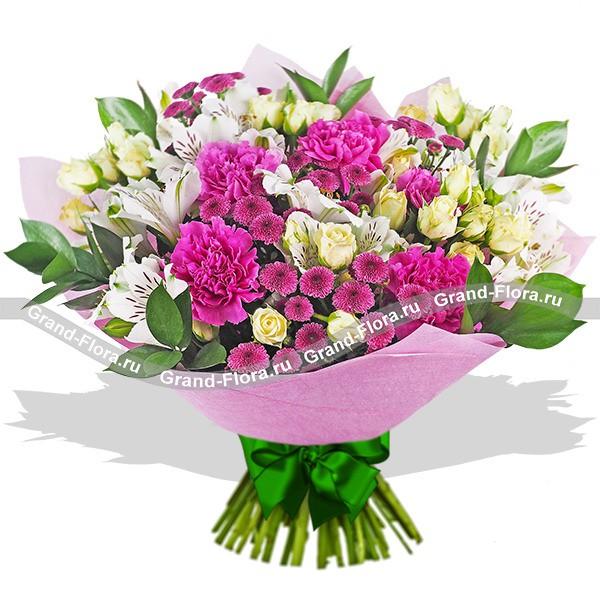 Доставка цветов в бердске акции, нэнси букет ремикс